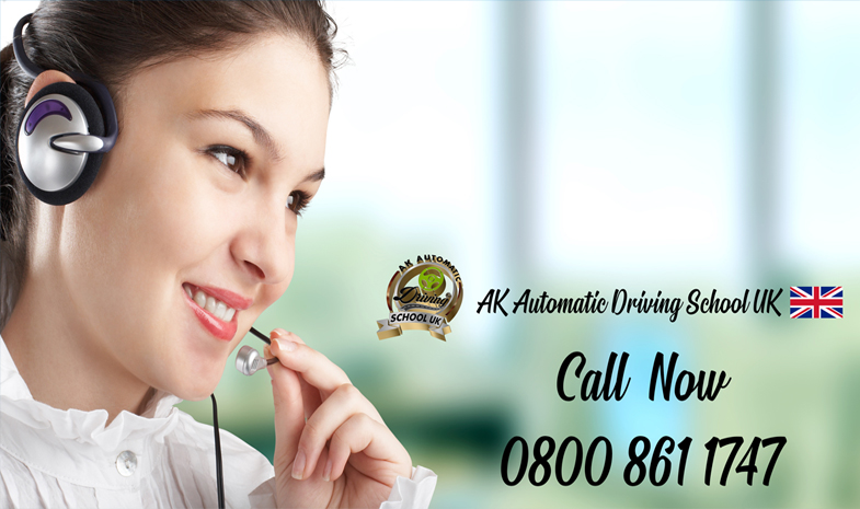 automatic driving lessons Brighton
