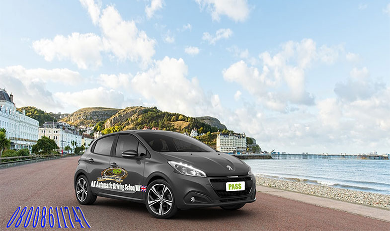 automatic driving lessons brighton and hove